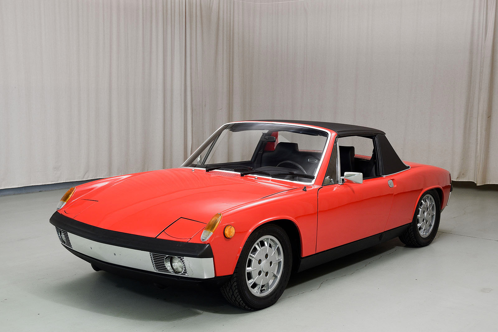 1971 porsche 914 6 targa hyman ltd classic cars. Black Bedroom Furniture Sets. Home Design Ideas