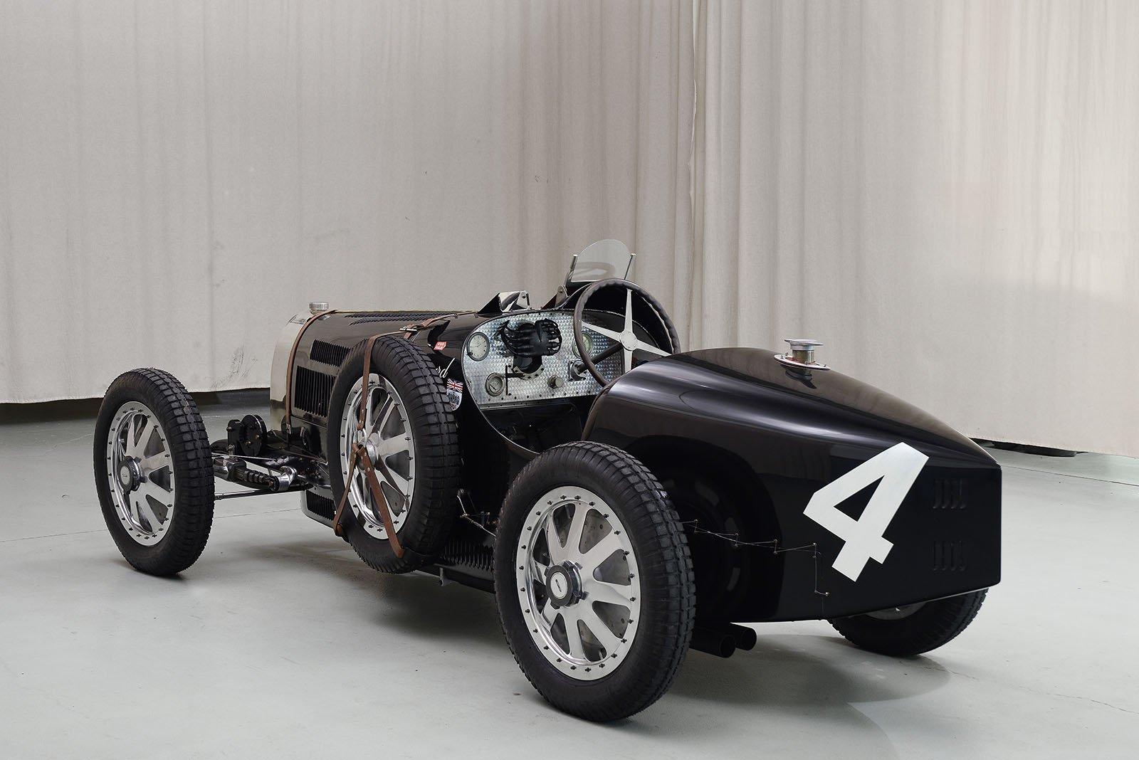 Bugattis For Sale >> 1925 Bugatti Type 35B Replica | Hyman Ltd. Classic Cars