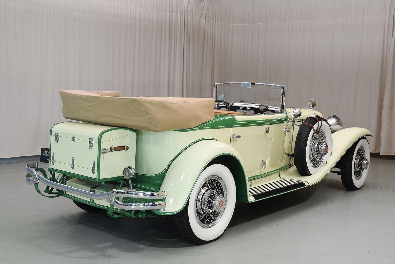 1931 Cord L-29 Convertible Sedan   Hyman Ltd. Classic Cars