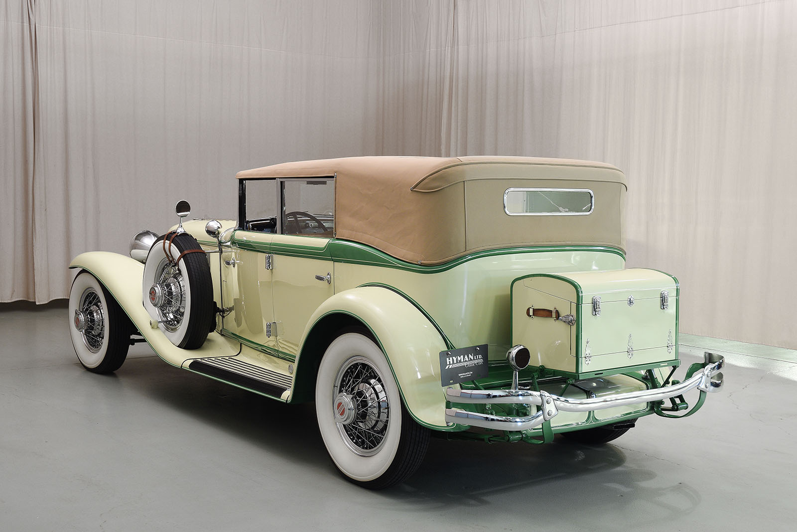 1931 Cord L-29 Convertible Sedan | Hyman Ltd. Classic Cars