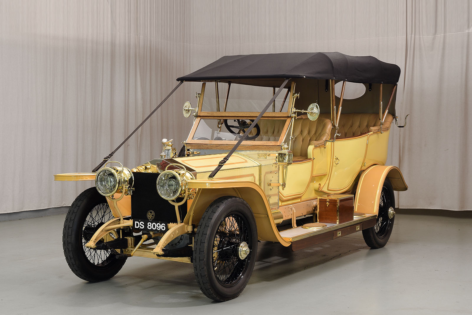 1912 rolls royce silver ghost barker roi des belges hyman ltd classic cars. Black Bedroom Furniture Sets. Home Design Ideas
