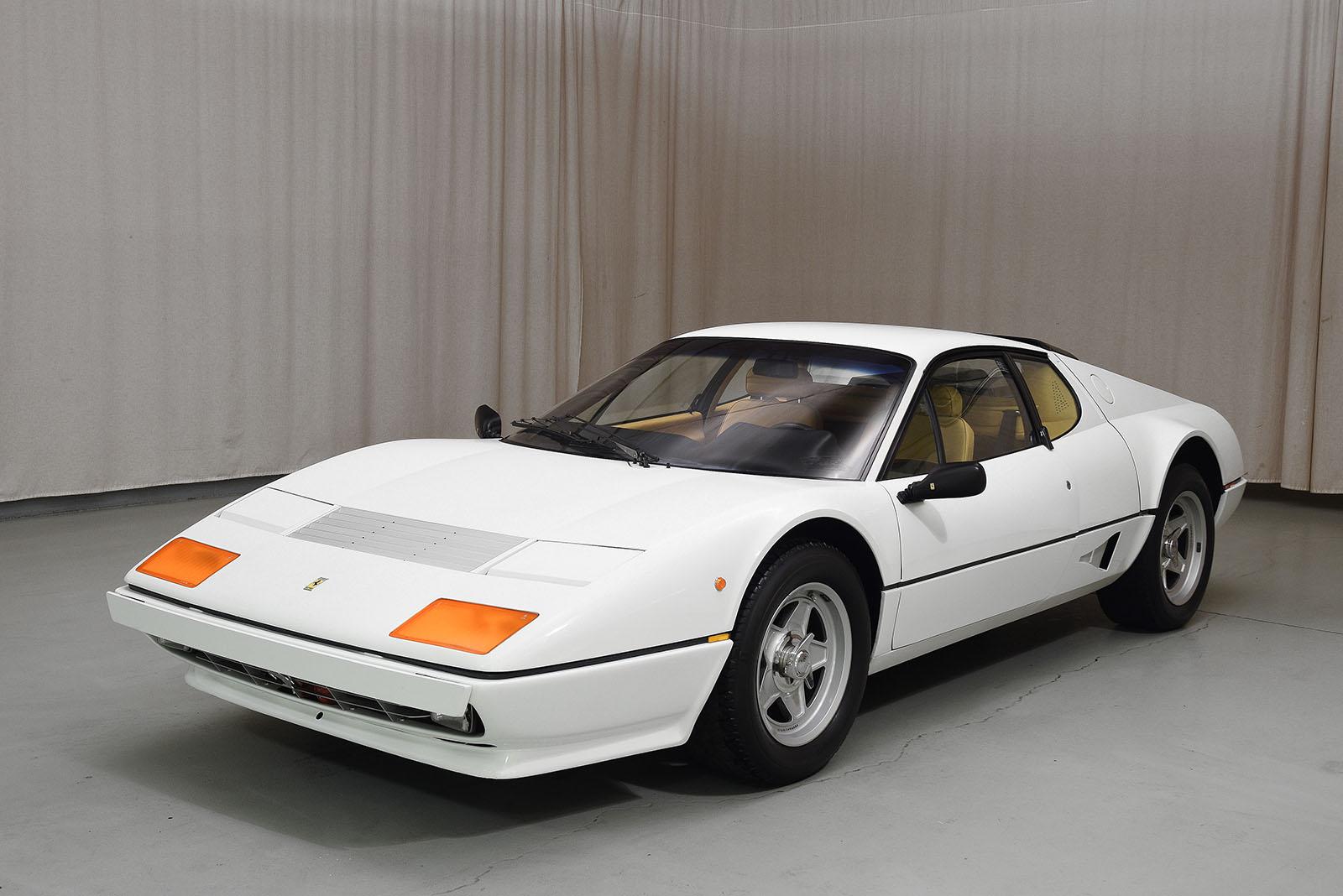 1983 Ferrari 512 Bbi Coupe Sold By Hyman Ltd Classic Cars