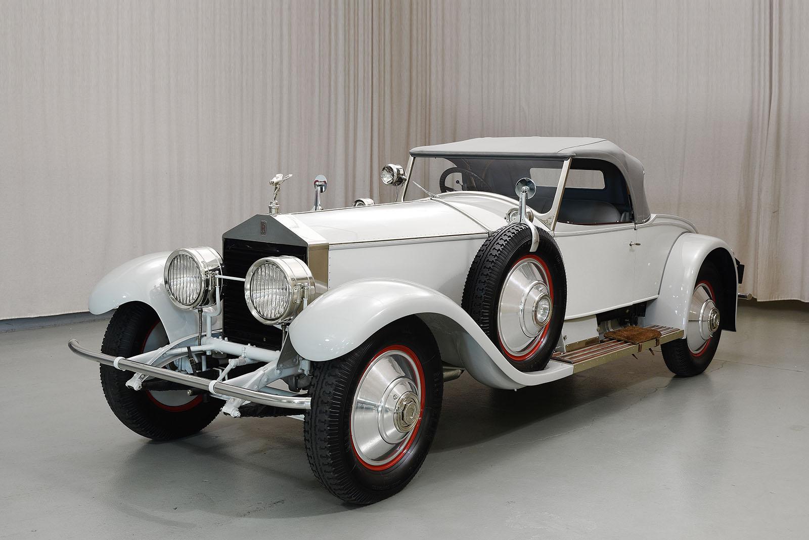 1923 rolls royce silver ghost playboy roadster. Black Bedroom Furniture Sets. Home Design Ideas