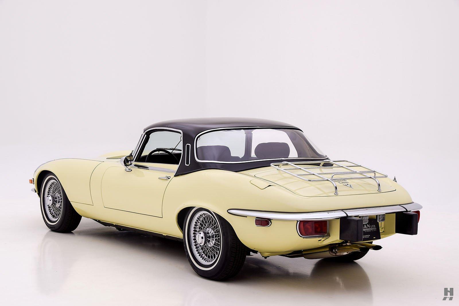 1974 Jaguar E-Type Roadster For Sale   Buy Classic Jaguar ...