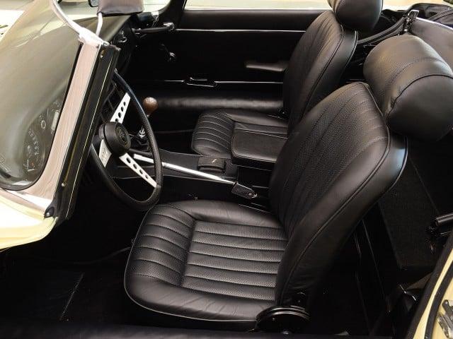 1974 Jaguar E-Type Roadster Classic Car For Sale | Buy 1974 Jaguar E-Type Roadster at Hyman LTD