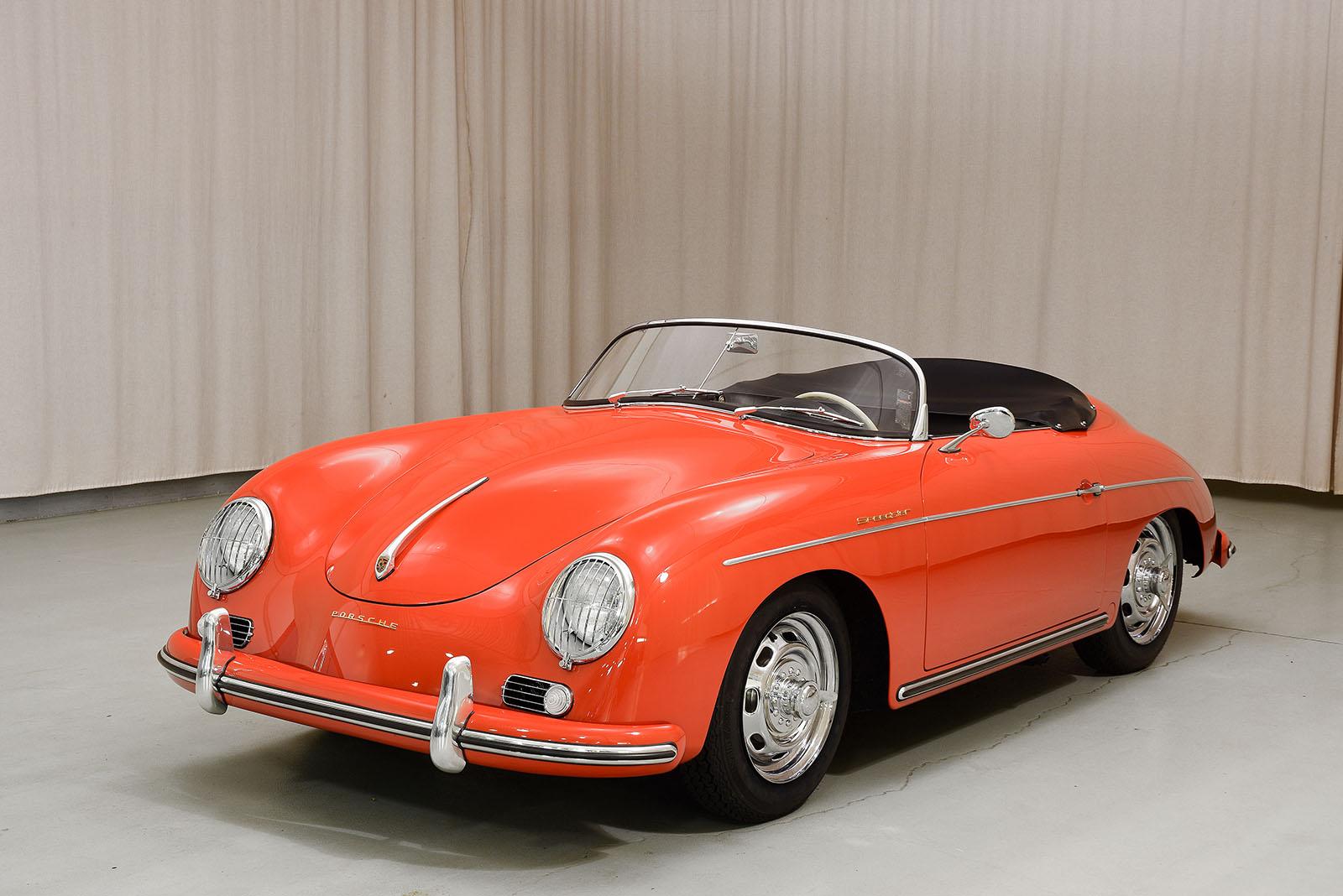 1957 Porsche 356 Speedster Hyman Ltd Classic Cars