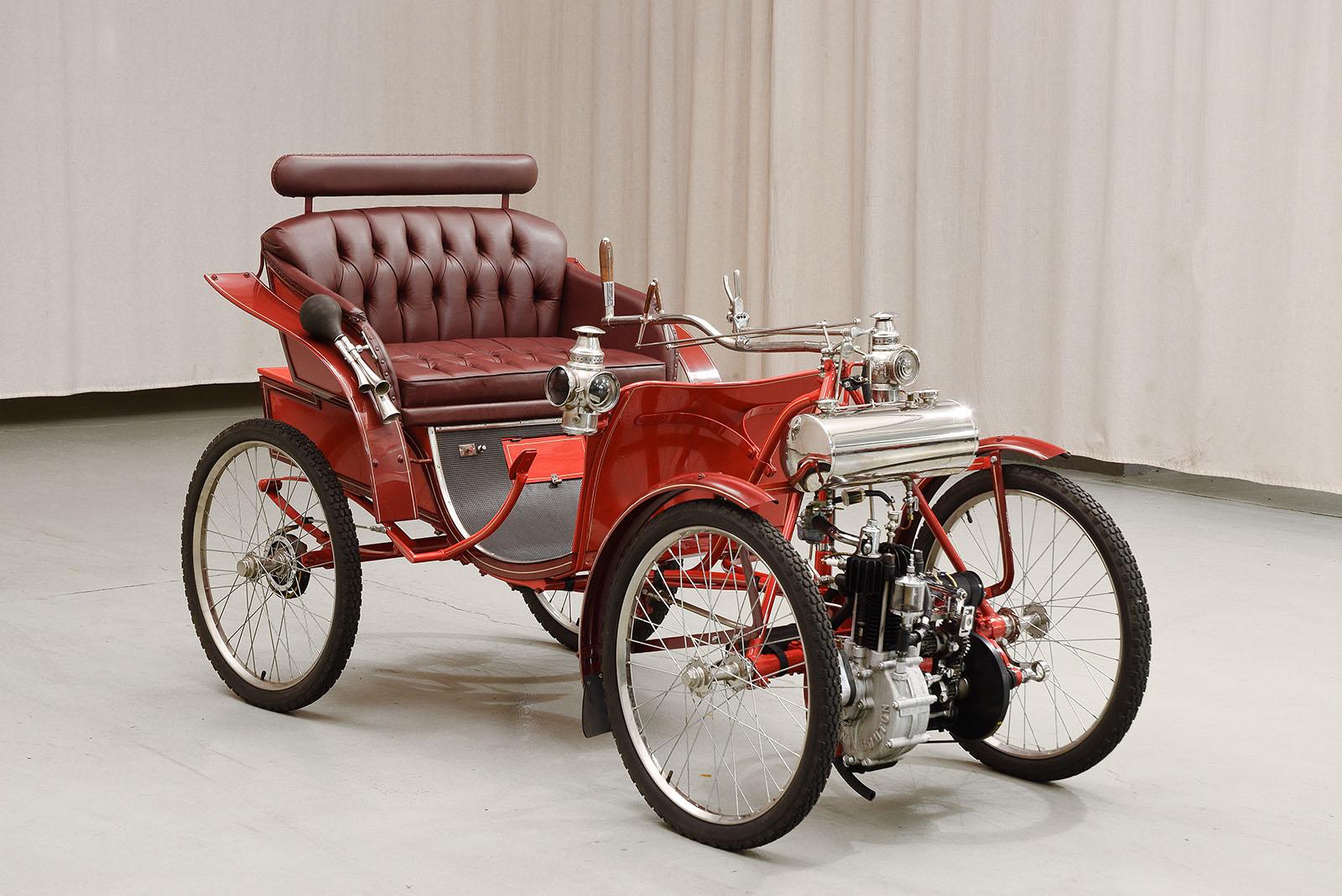 1899 Parisienne Victoria Combination Sold by Hyman LTD ...