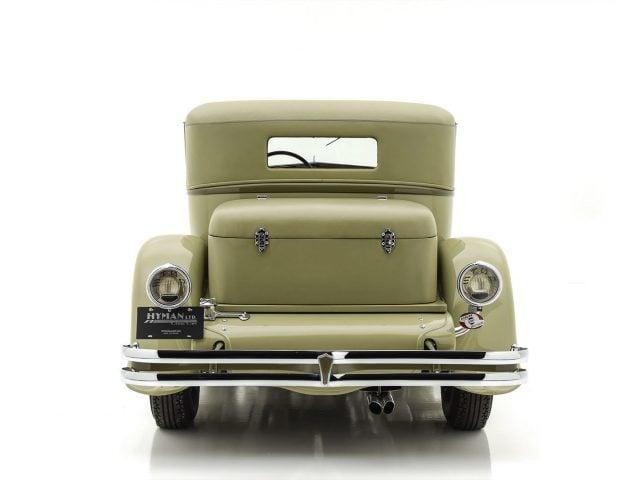 1932 Duesenberg Model J Judkins Victoria Coupe For Sale at Hyman LTD