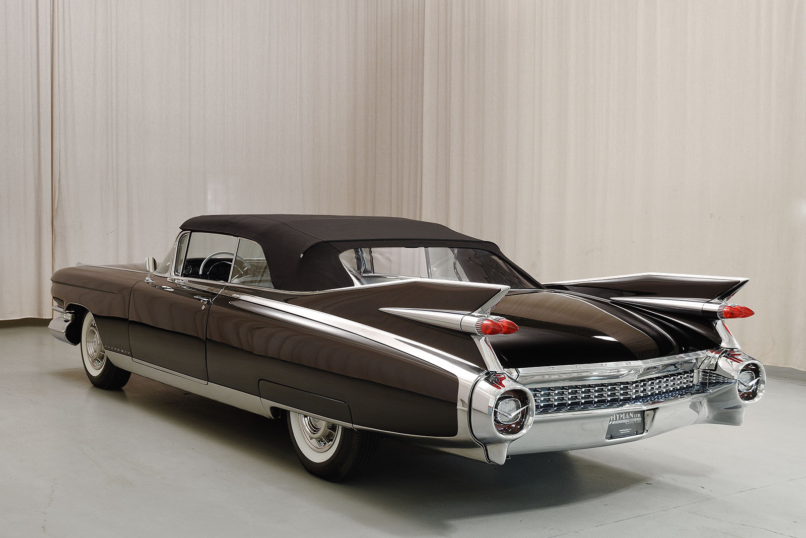 1959 Cadillac Eldorado Biarritz Convertible Hyman Ltd Classic Cars