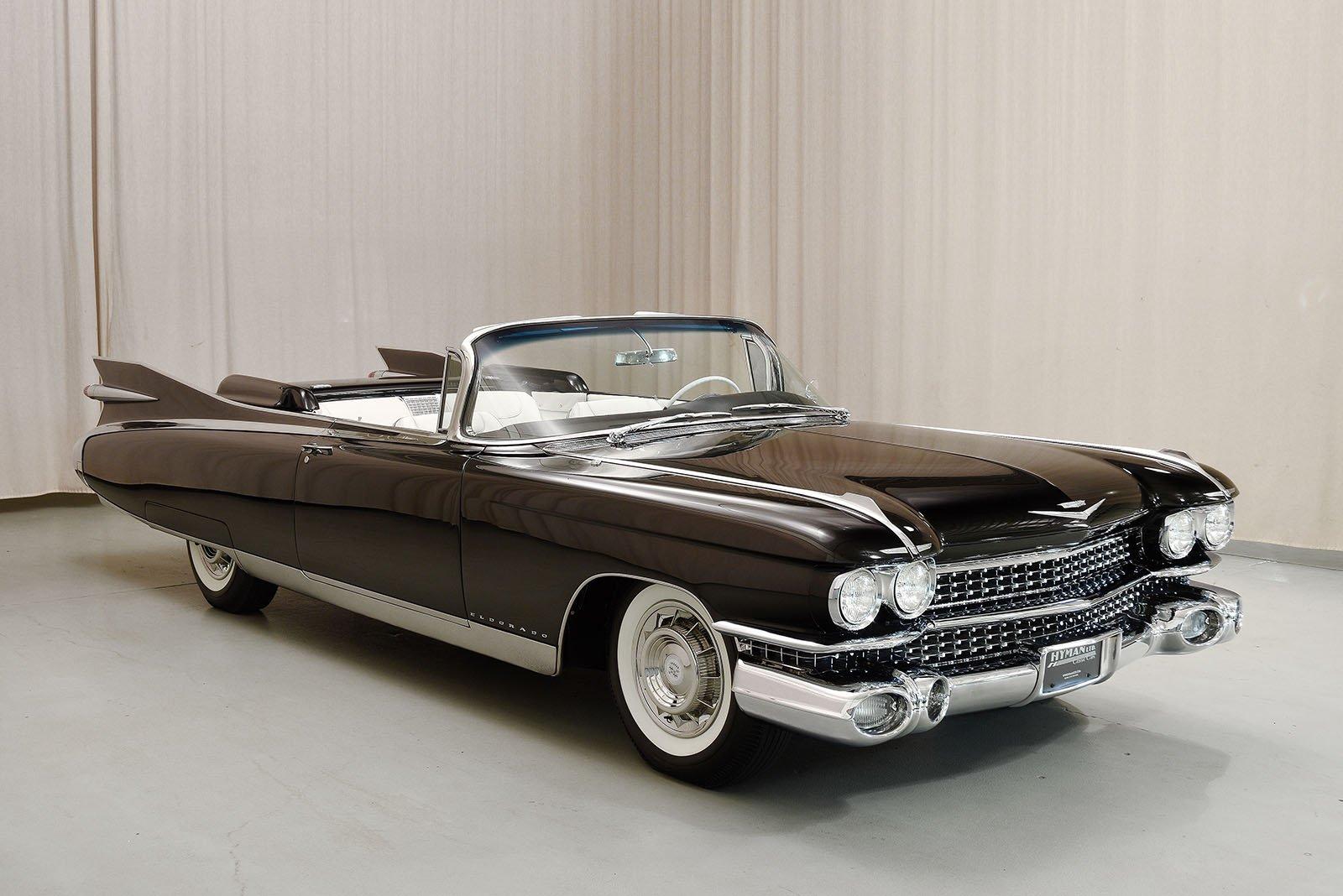 Cadillac Convertible 2015 >> 1959 Cadillac Eldorado Biarritz Convertible | Hyman Ltd. Classic Cars