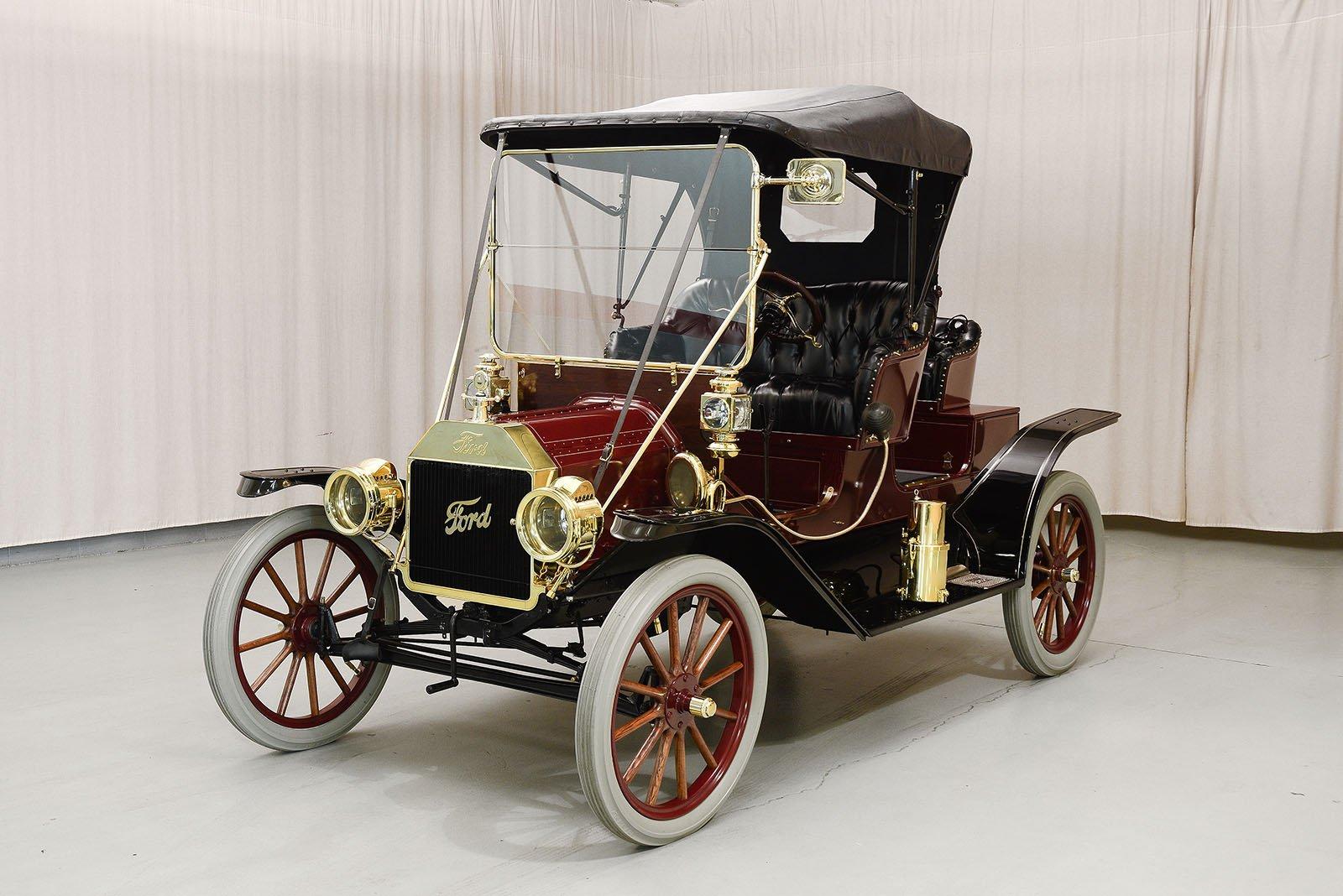 1912 Ford Model T Roadster | Hyman Ltd. Classic Cars