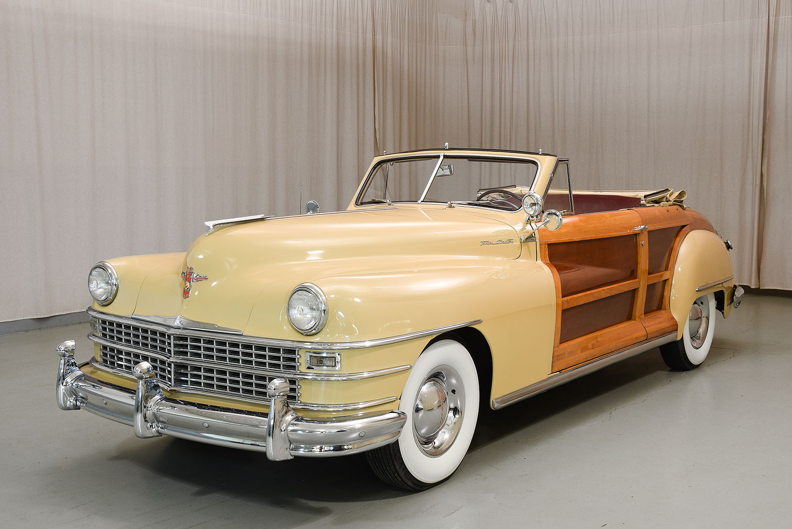 2017 Chrysler Town And Country >> 1948 Chrysler Town & Country Convertible