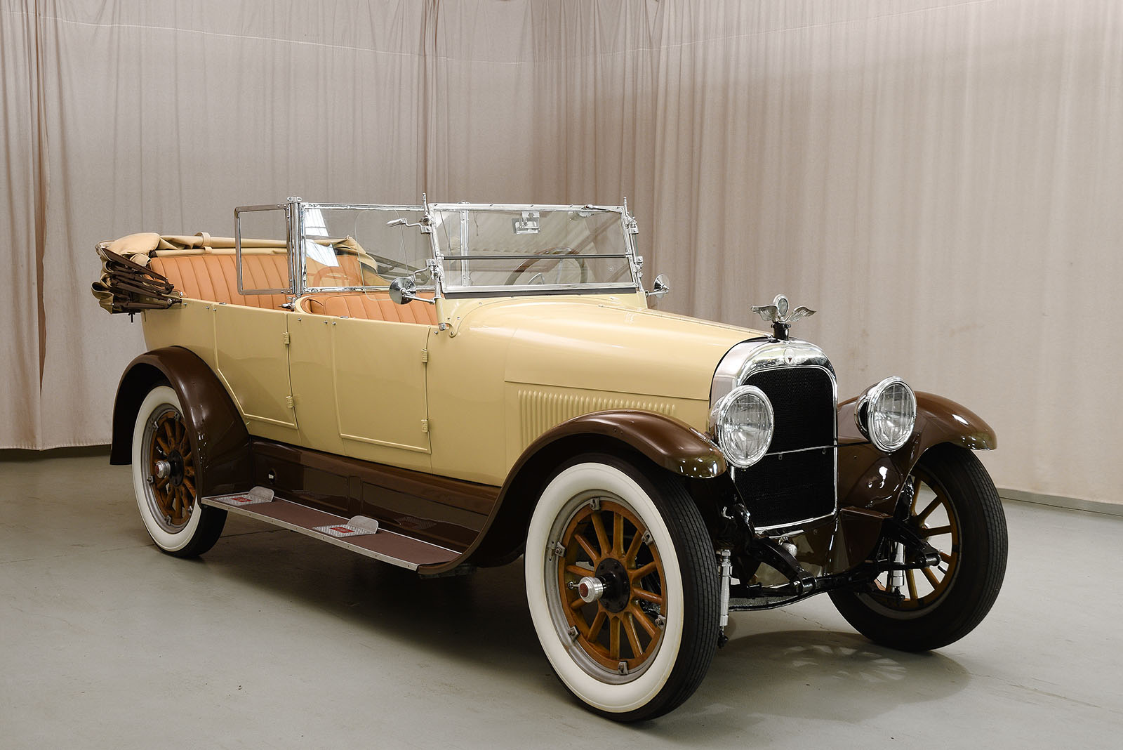 1919 Jordan Model F Touring | Hyman Ltd. Classic Cars