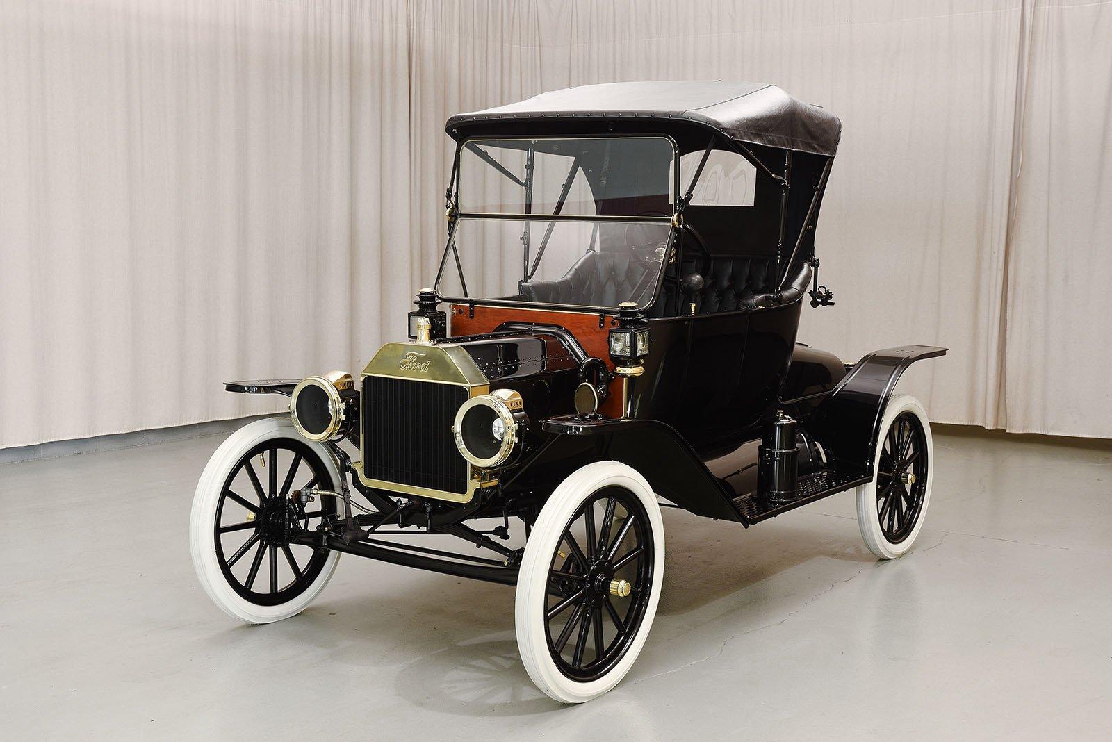 1913 Ford Model T Roadster | Hyman Ltd. Classic Cars
