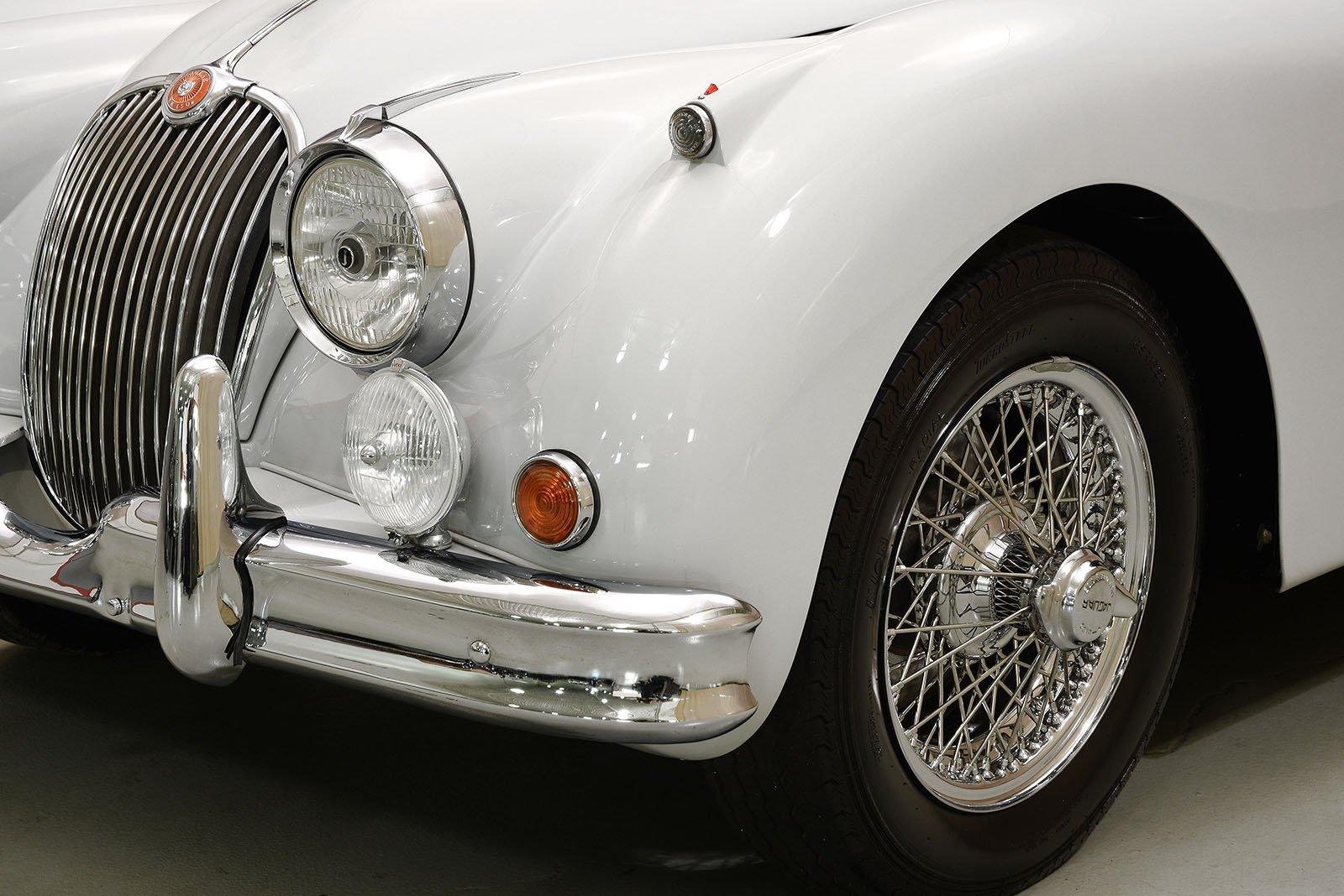 1958 Jaguar Xk 150 Roadster Hyman Ltd Classic Cars Xk140 Wiring Diagram Sold