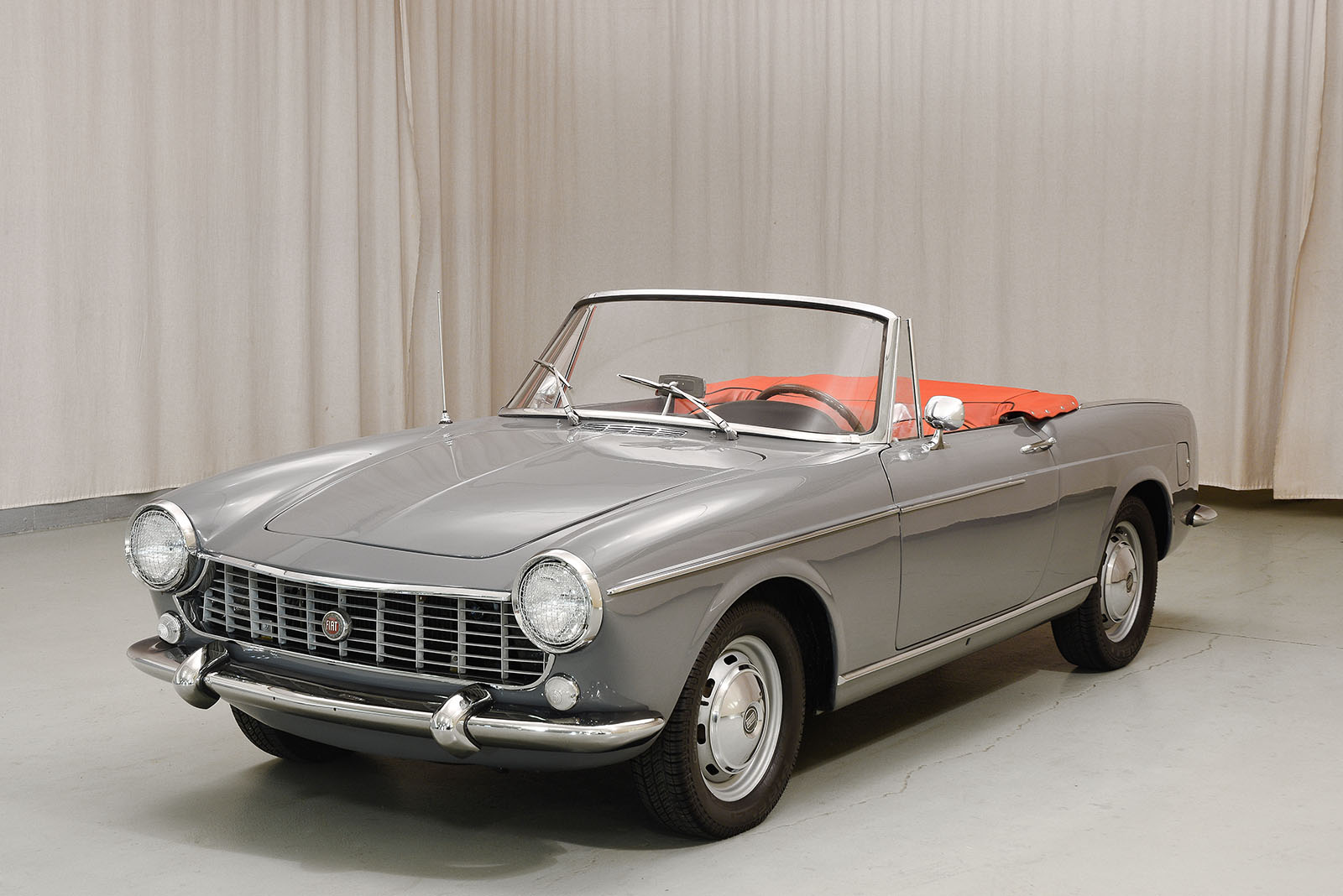 1966 Fiat 1500 Cabriolet Hyman Ltd Classic Cars