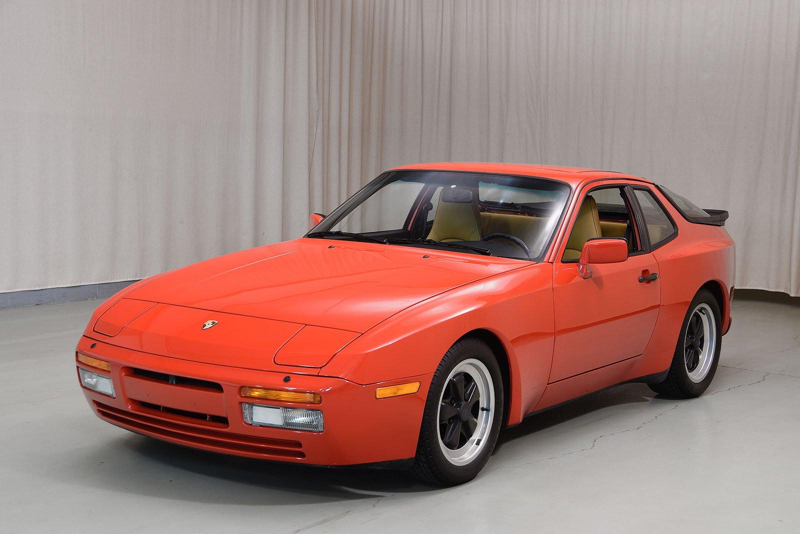 1986 porsche 944 turbo. Black Bedroom Furniture Sets. Home Design Ideas