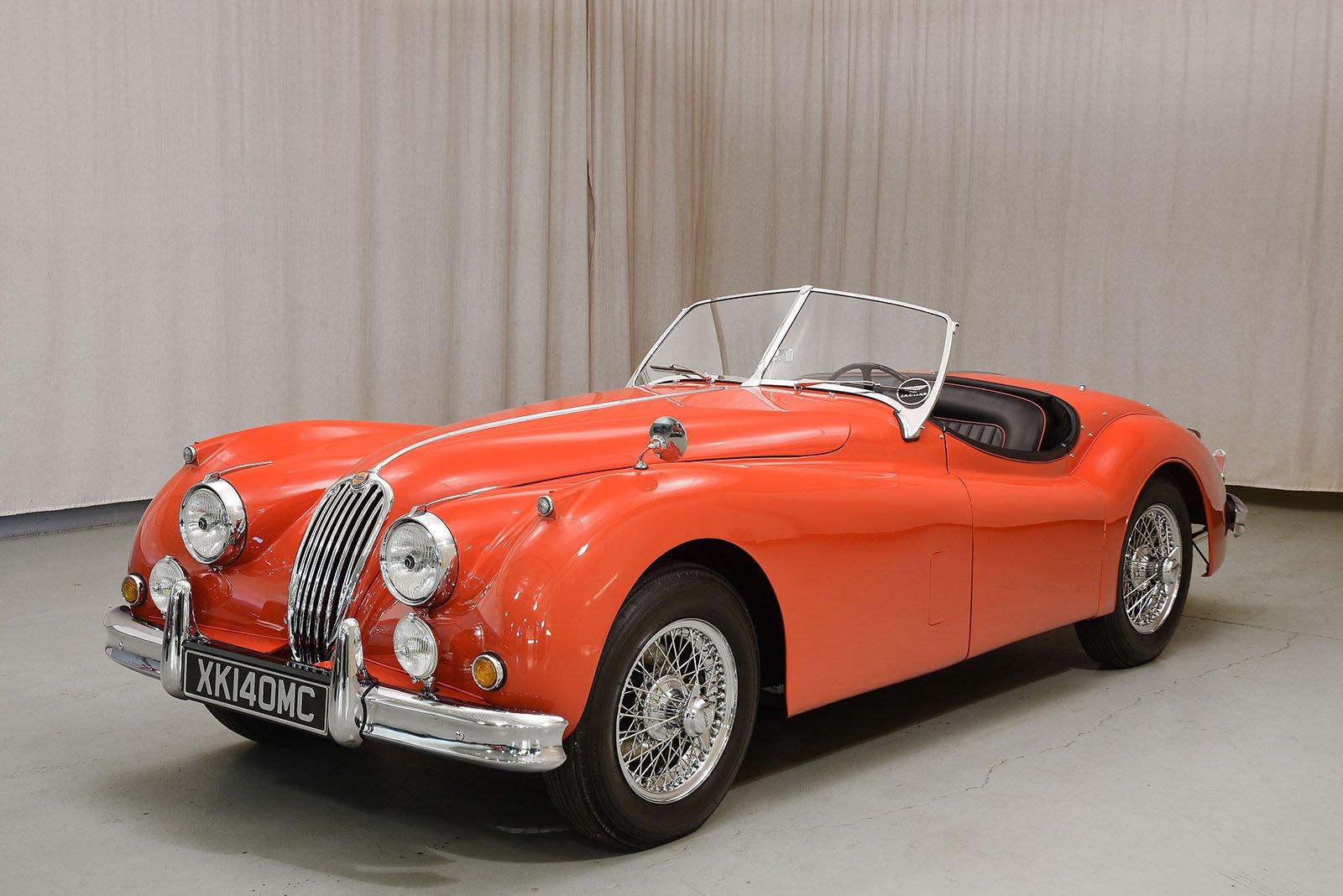 1957 Jaguar Xk140 Se Mc Roadster Hyman Ltd Classic Cars