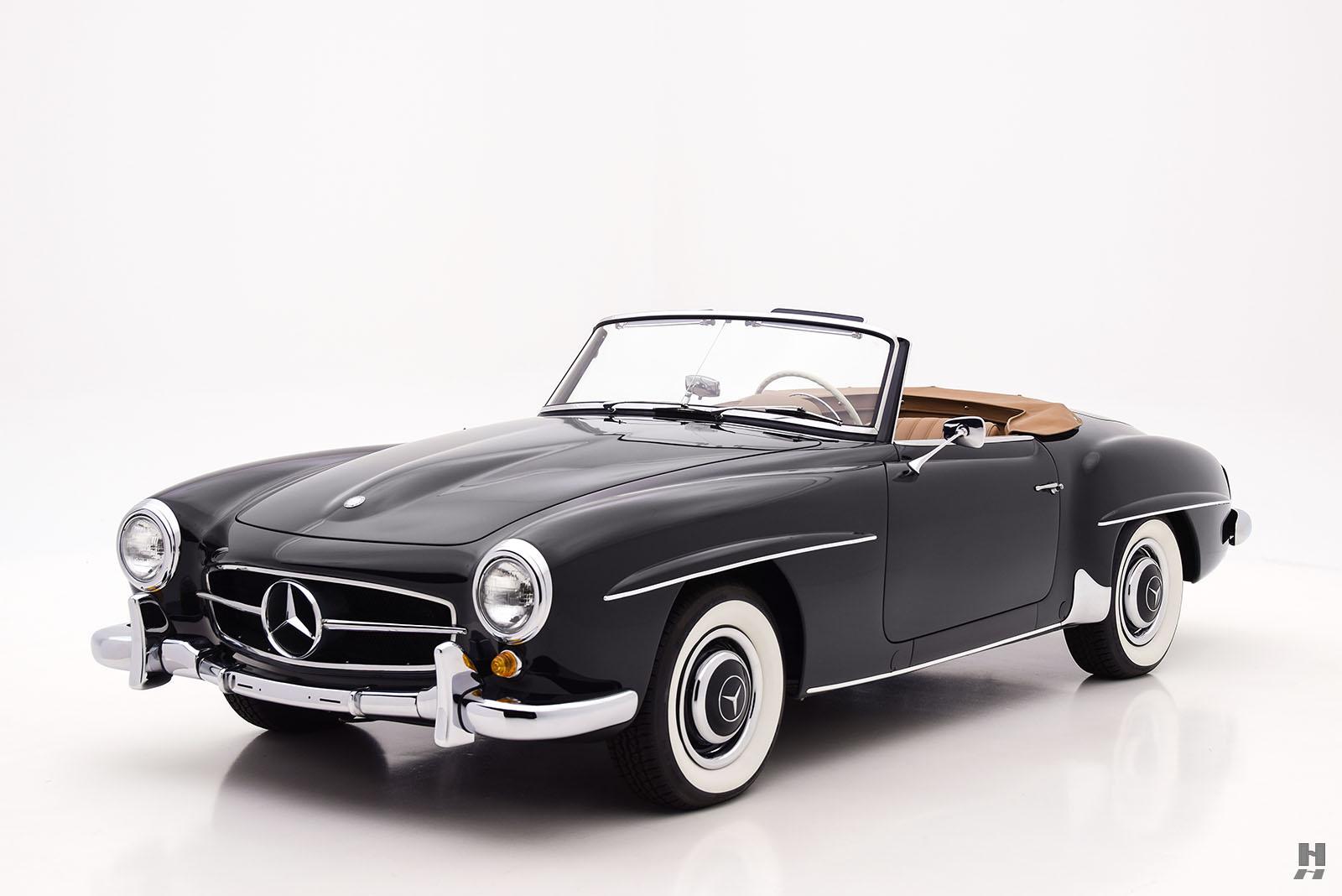 1958 Mercedes-Benz 190SL Convertible | Hyman Ltd. Classic Cars