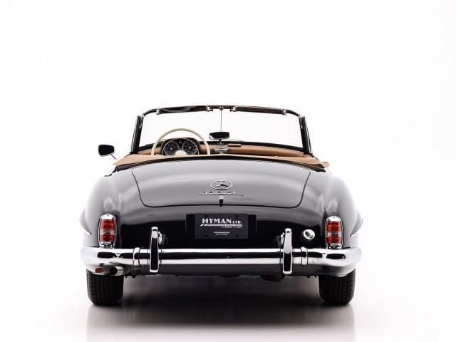 1958 Mercedes-Benz 190SL Convertible Classic Car For Sale | Buy 1958 Mercedes-Benz 190SL Convertible at Hyman LTD