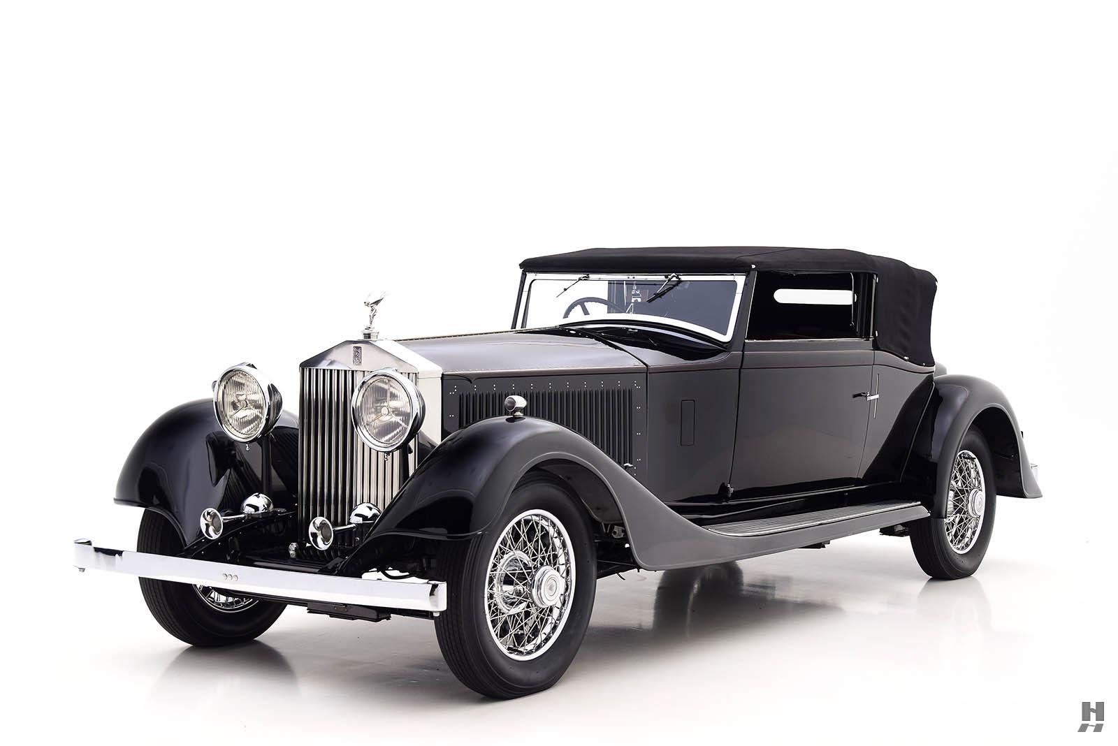 1934 Rolls-Royce Phantom II Drophead For Sale | Buy Classic Cars ...