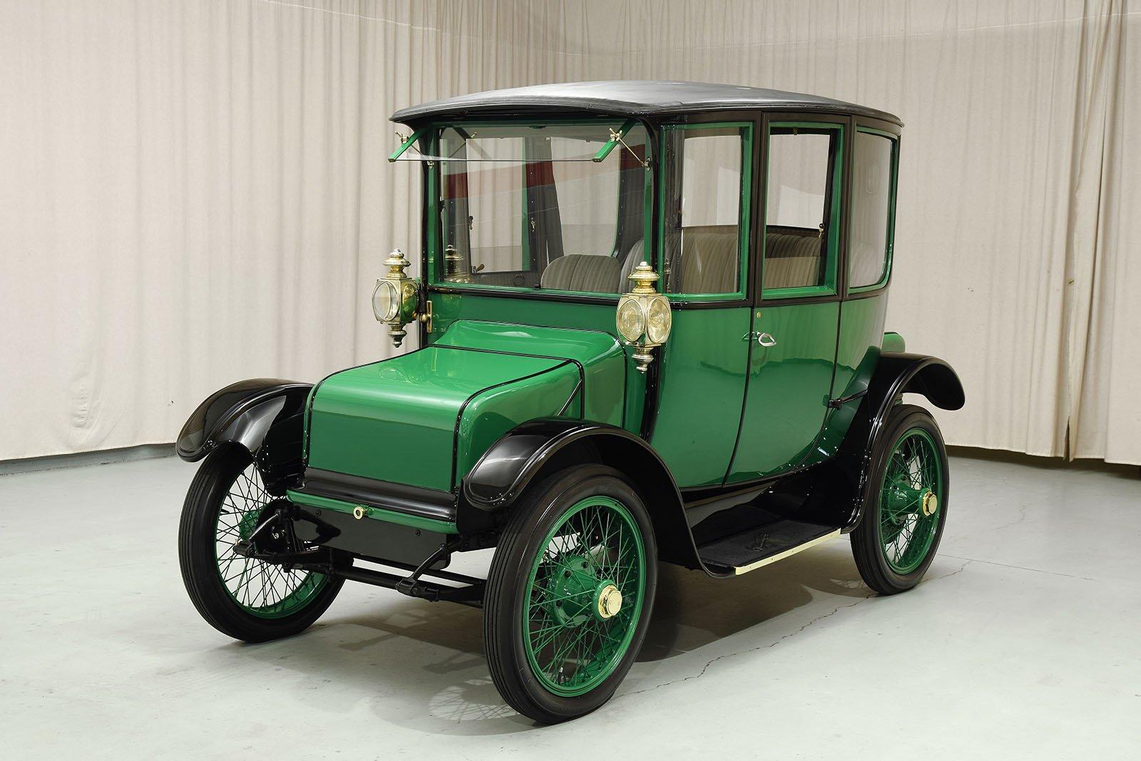 1916 Rauch & Lang Electric J6 Coach | Hyman Ltd. Classic Cars