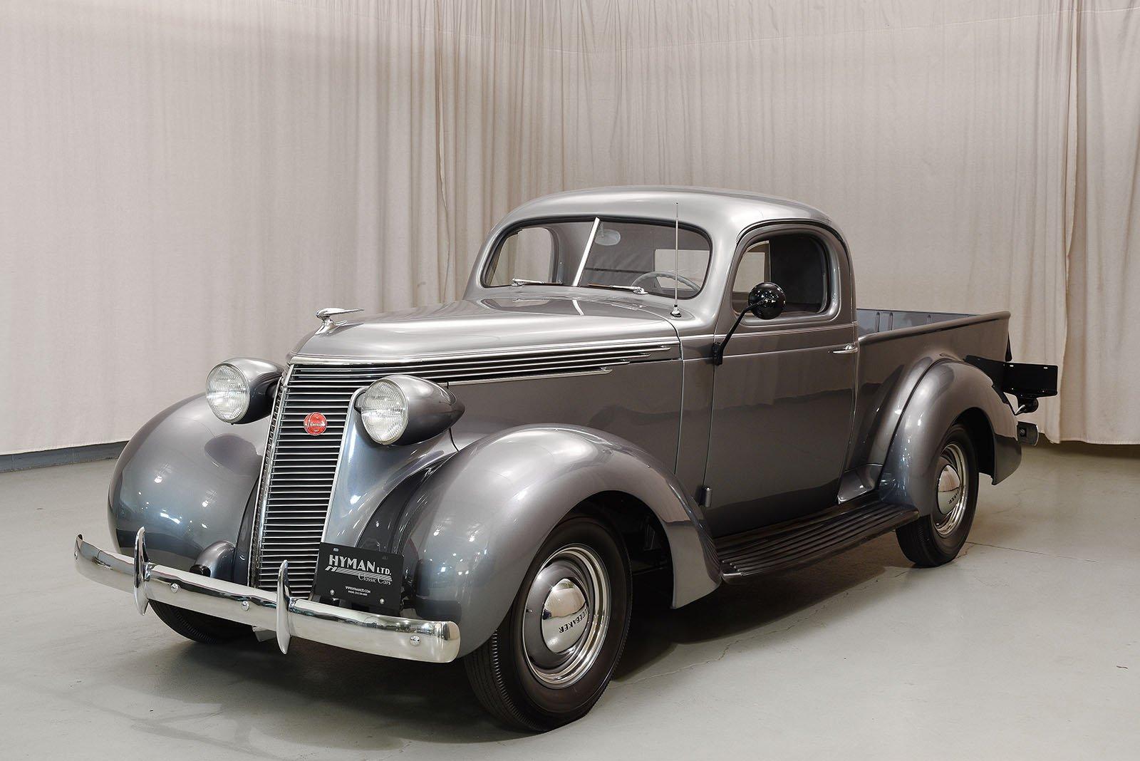 1937 Studebaker Coupe Express Truck | Hyman Ltd. Classic Cars