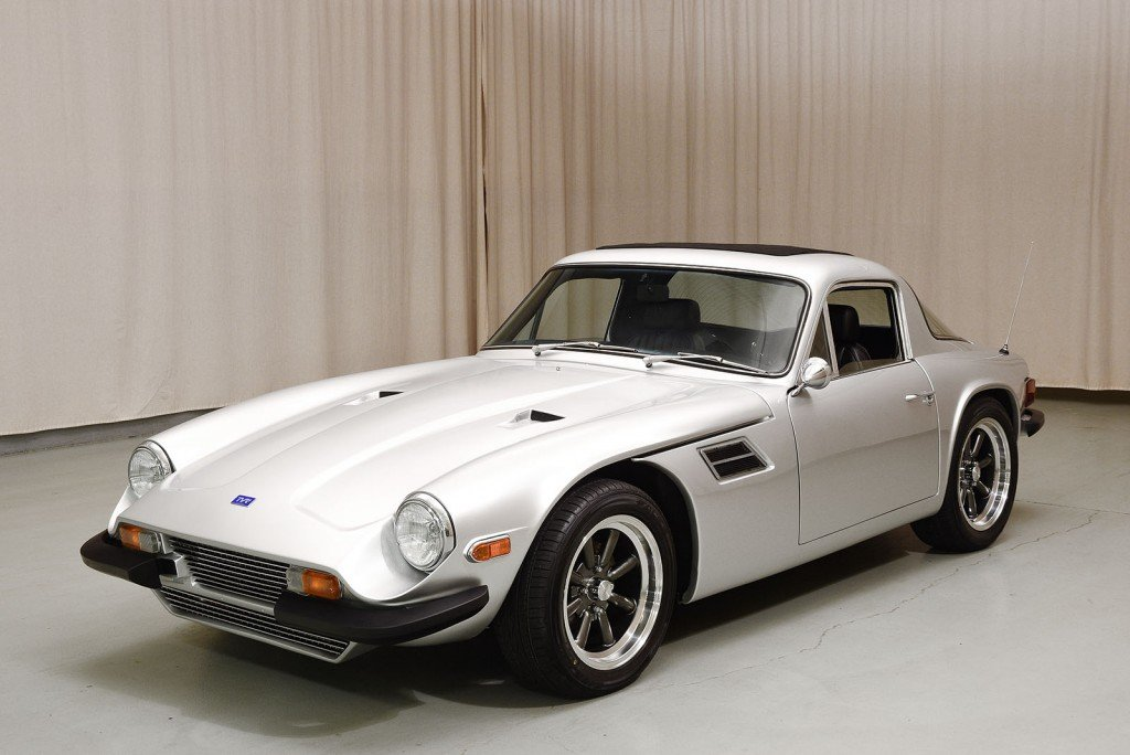 Cottage Car Sales >> 1974 TVR 2500M Coupe Sold by Hyman LTD | Classic Cars