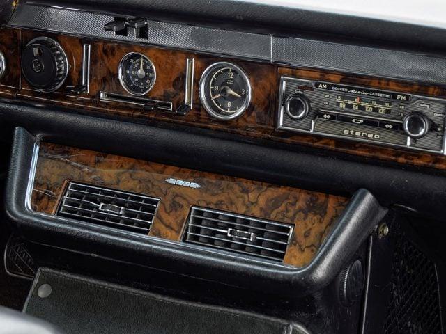 1972 Mercedes-Benz 600 Sedan For Sale at Hyman LTD