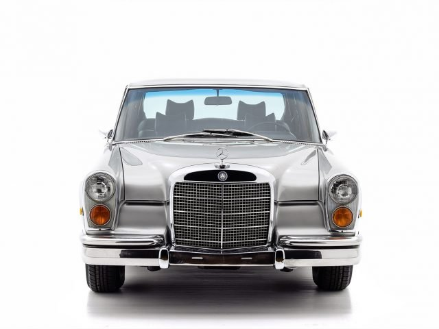 1972 Mercedes-Benz 600 Sedan For Sale at Hyman LTD