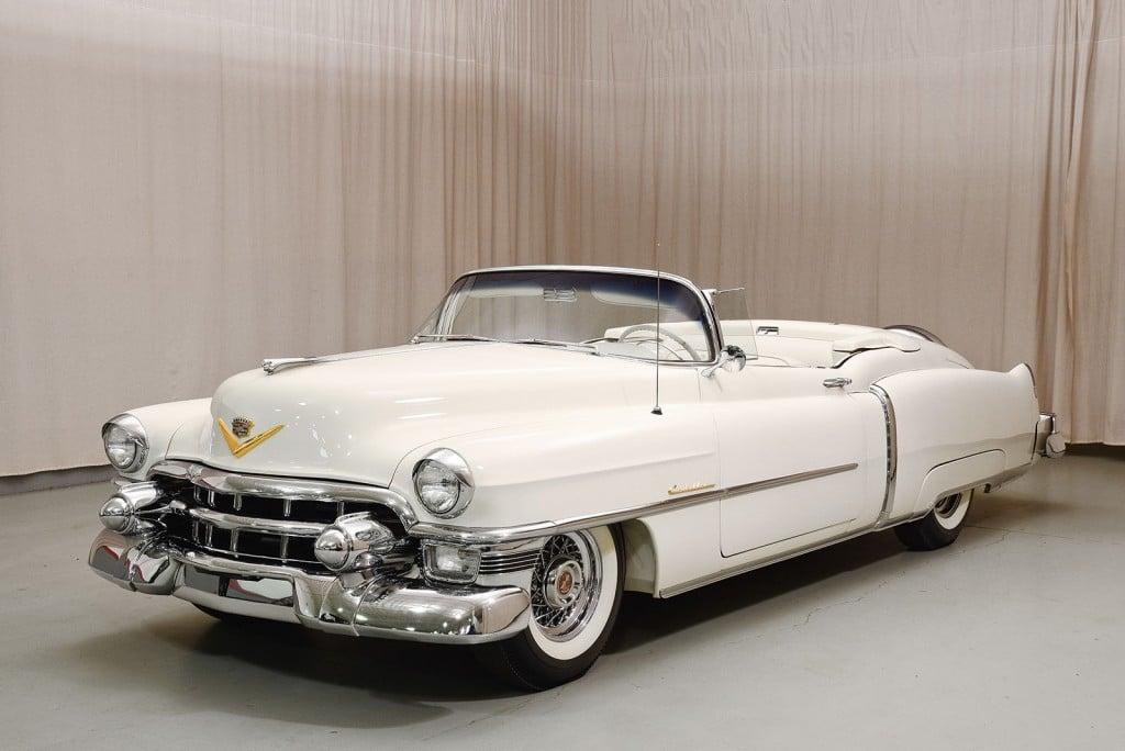 1953 Cadillac Eldorado >> 1953 Cadillac Eldorado Convt - Hyman Ltd. Classic Cars