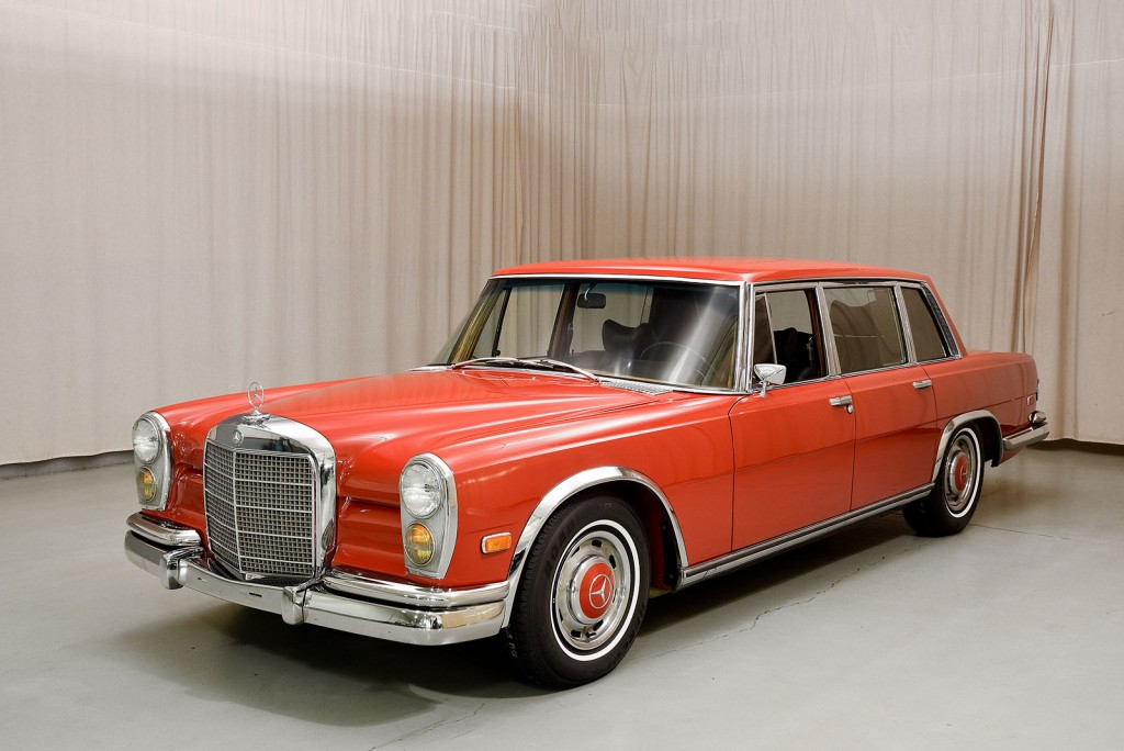 1969 mercedes benz 600 sedan hyman ltd classic cars. Black Bedroom Furniture Sets. Home Design Ideas