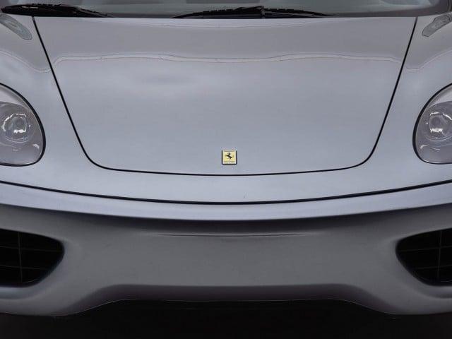 2003 Ferrari 360 Spyder Collector Car For Sale | Buy 2003 Ferrari 360 Spyder at Hyman LTD