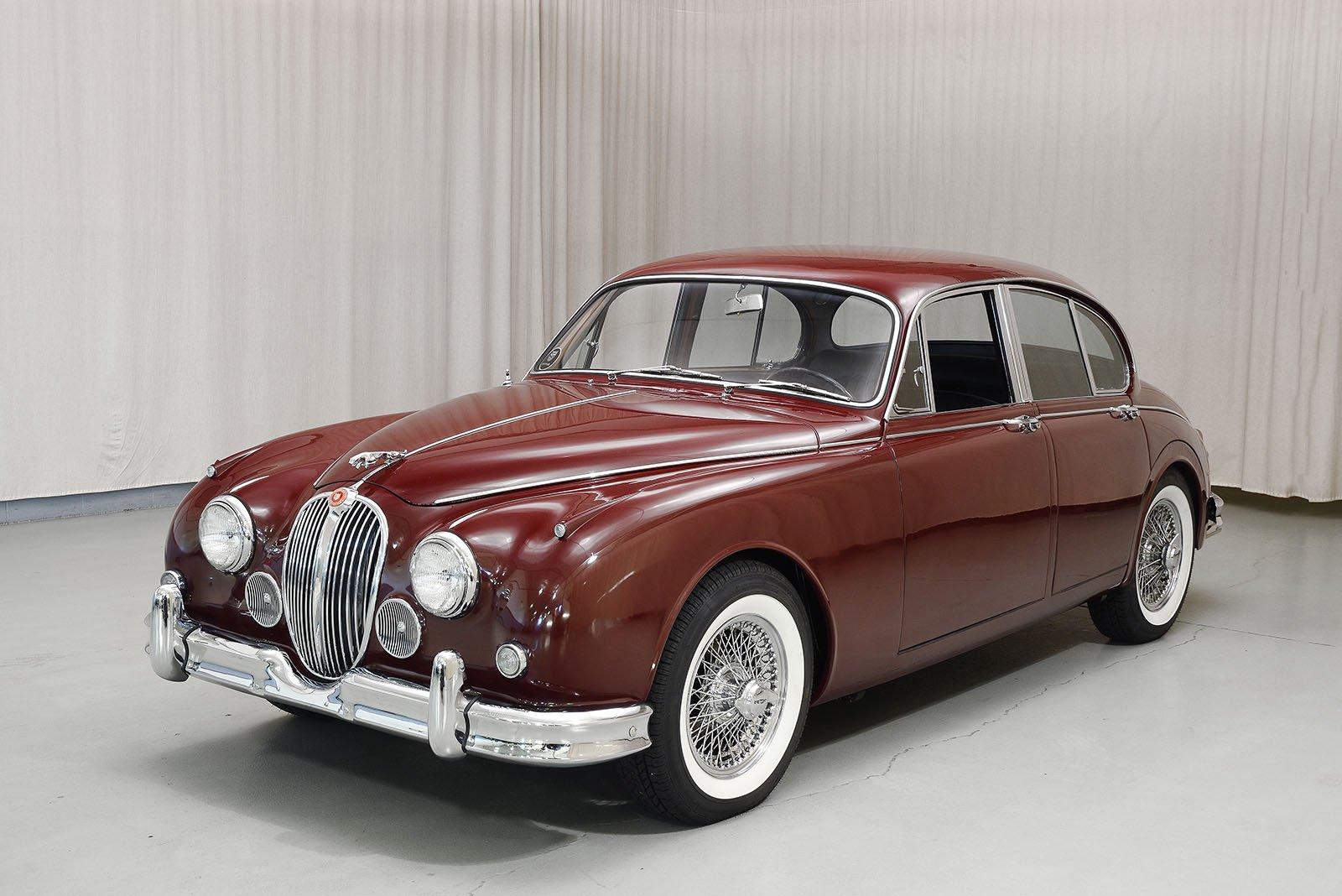 1967 Jaguar MK 2 Saloon | Hyman Ltd. Classic Cars