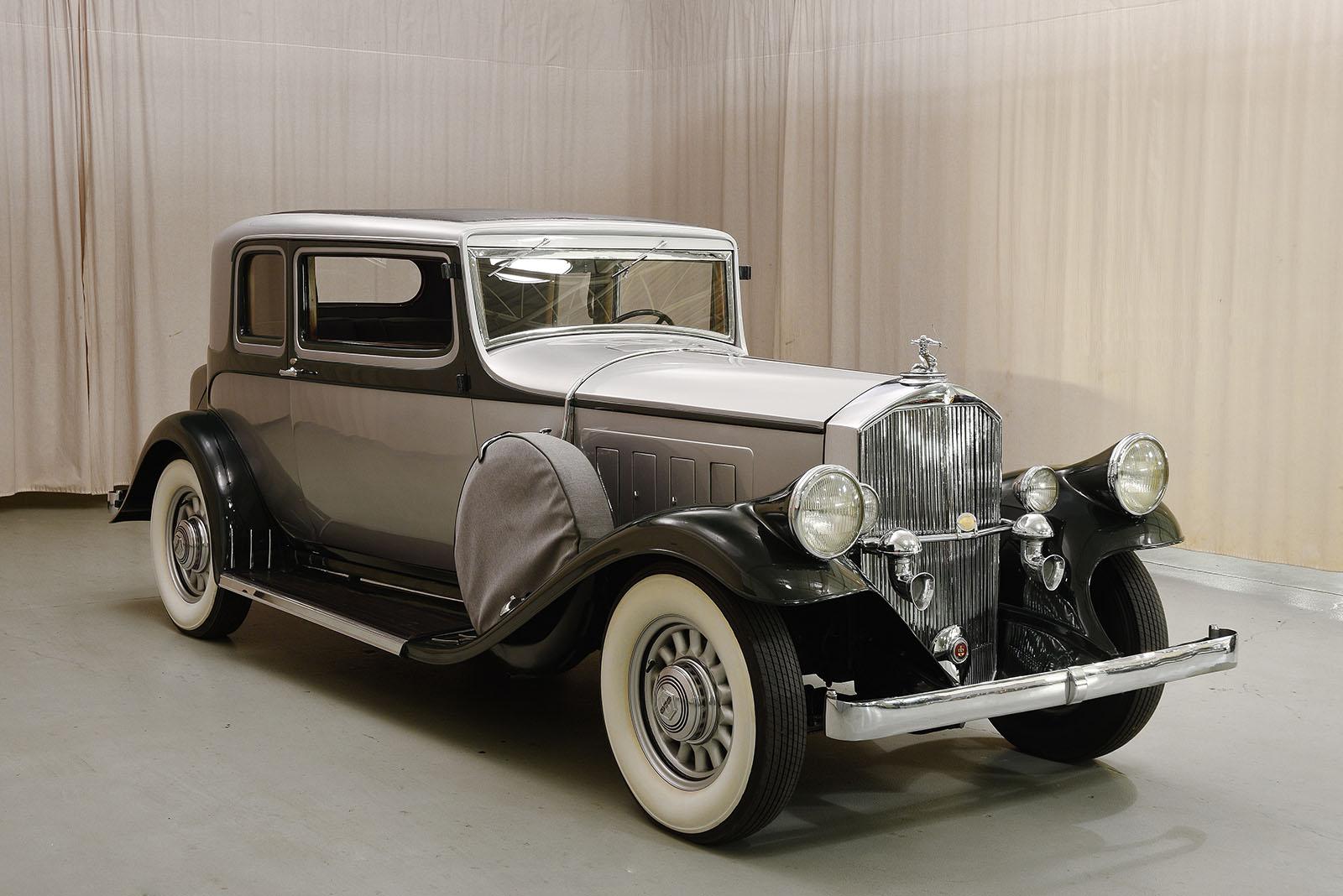 1932 Pierce Arrow Model 54 Victoria   Hyman Ltd. Classic Cars
