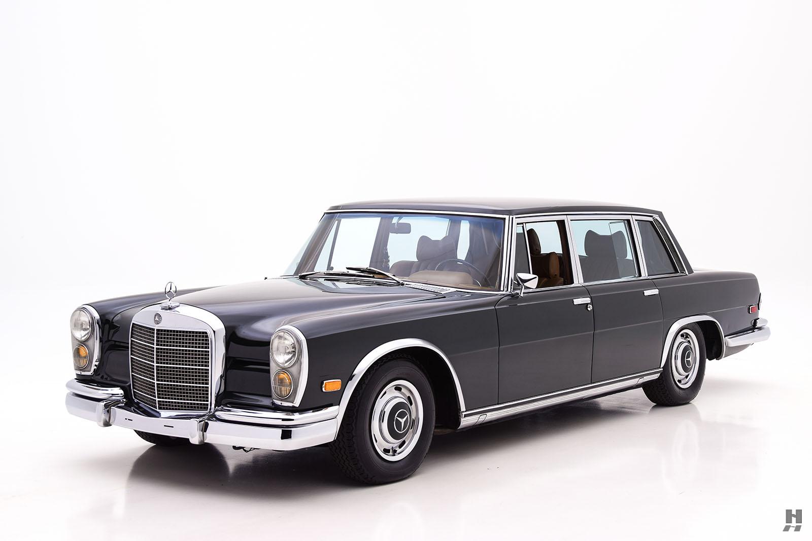 1969 mercedes benz 600 sedan hyman ltd classic cars. Black Bedroom Furniture Sets. Home Design Ideas