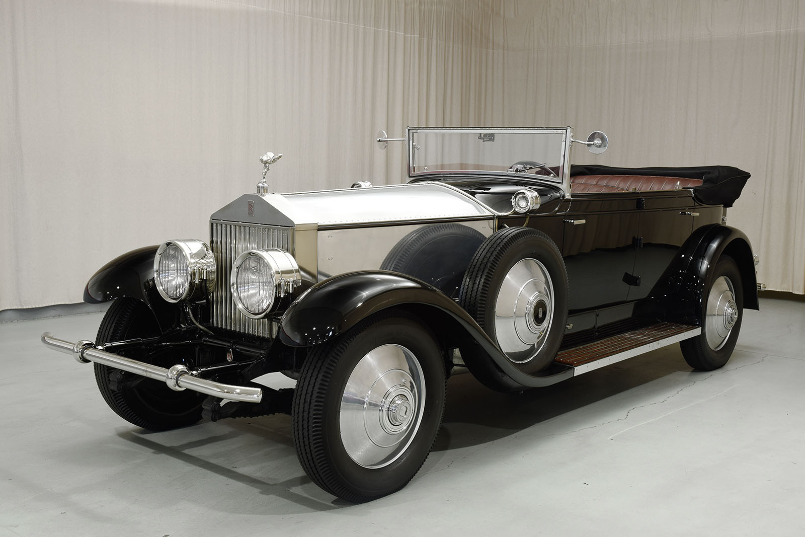 1928 Rolls Royce Phantom I Newmarket Hyman Ltd