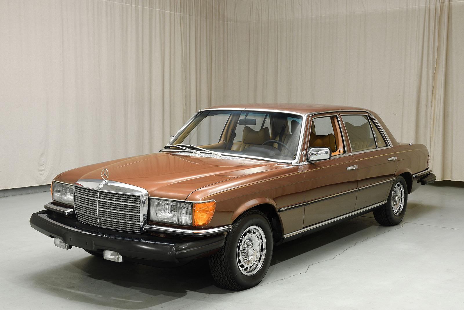 1979 mercedes benz 450 sel 6 9 sedan for Mercedes benz 450 sel 6 9