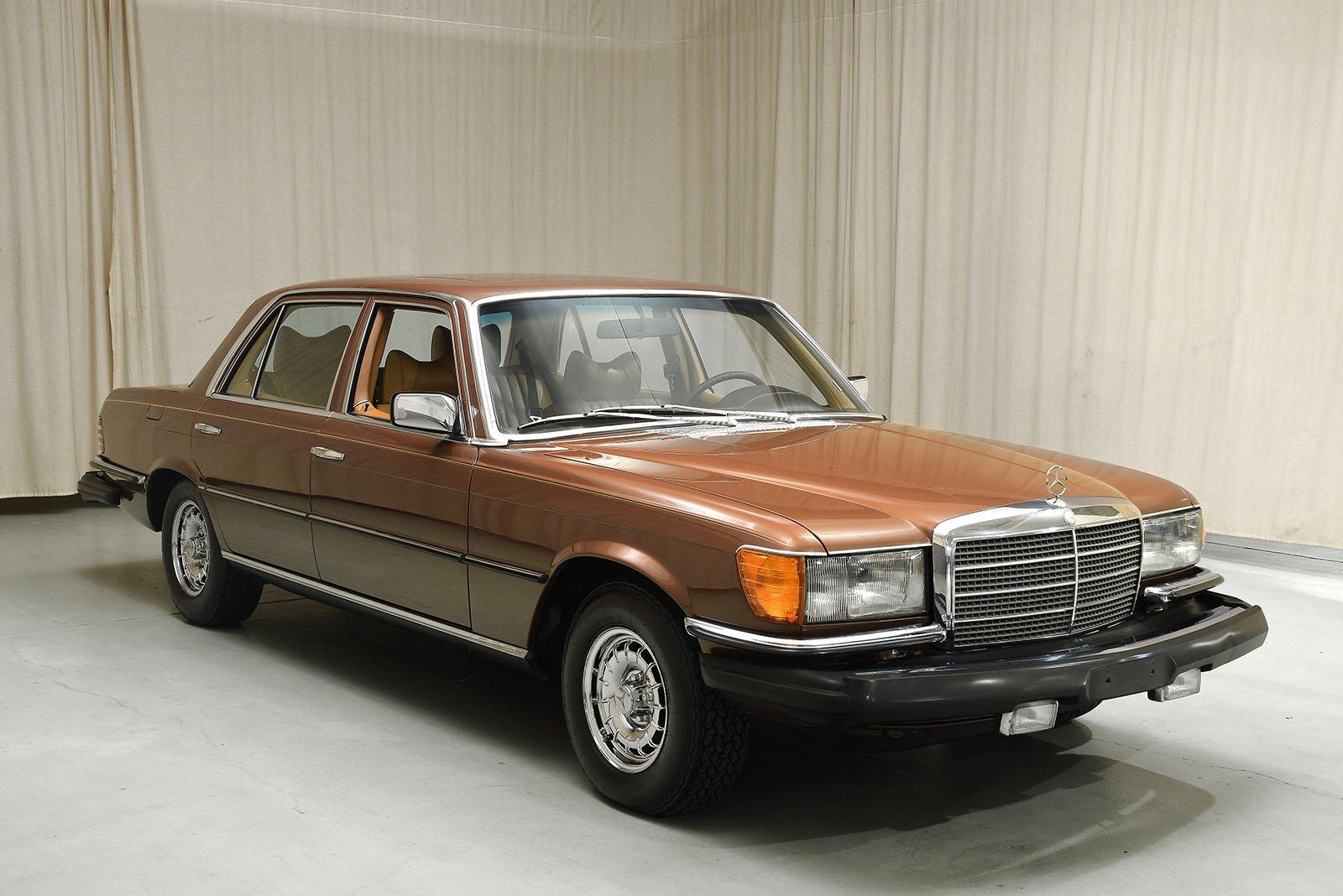 1979 mercedes benz 450 sel 6 9 sedan hyman ltd classic for Mercedes benz 450 sel 6 9
