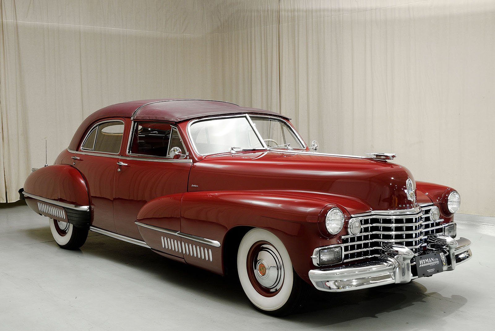 1942 cadillac series 60 special derham town car hyman ltd classic cars. Black Bedroom Furniture Sets. Home Design Ideas