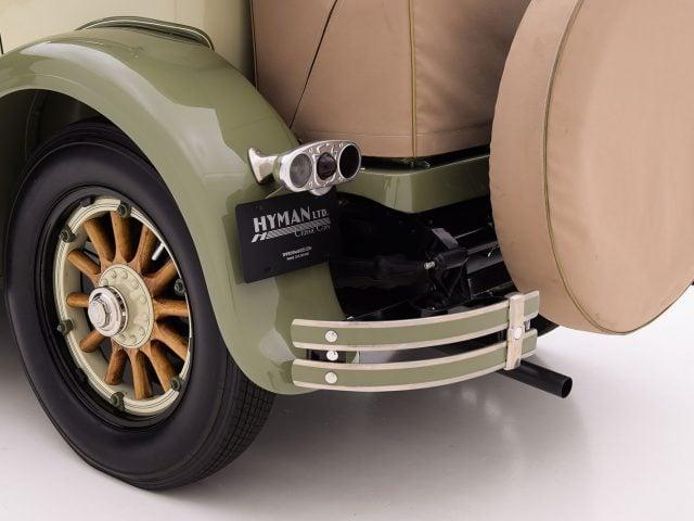 1926 Cadillac 314 Custom Phaeton For Sale By Hyman LTD