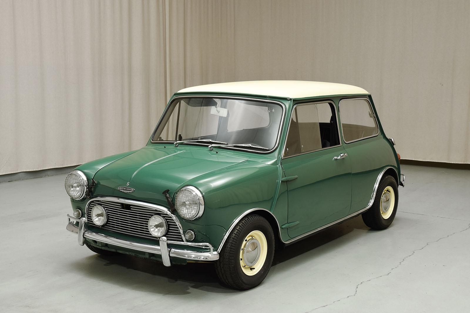 1967 Austin Mini Cooper S Coupe | Hyman Ltd. Classic Cars