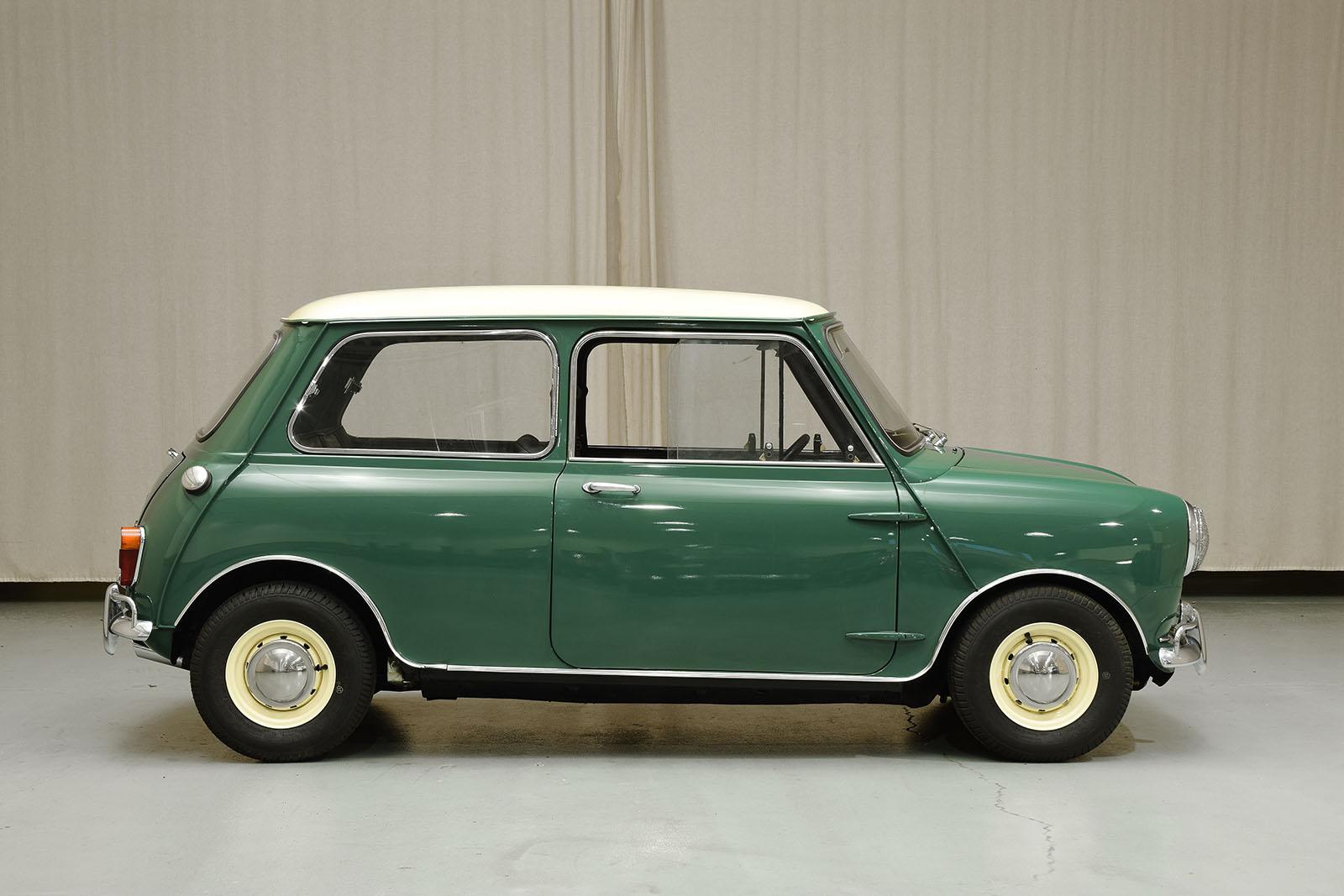 1967 austin mini cooper s coupe hyman ltd classic cars. Black Bedroom Furniture Sets. Home Design Ideas