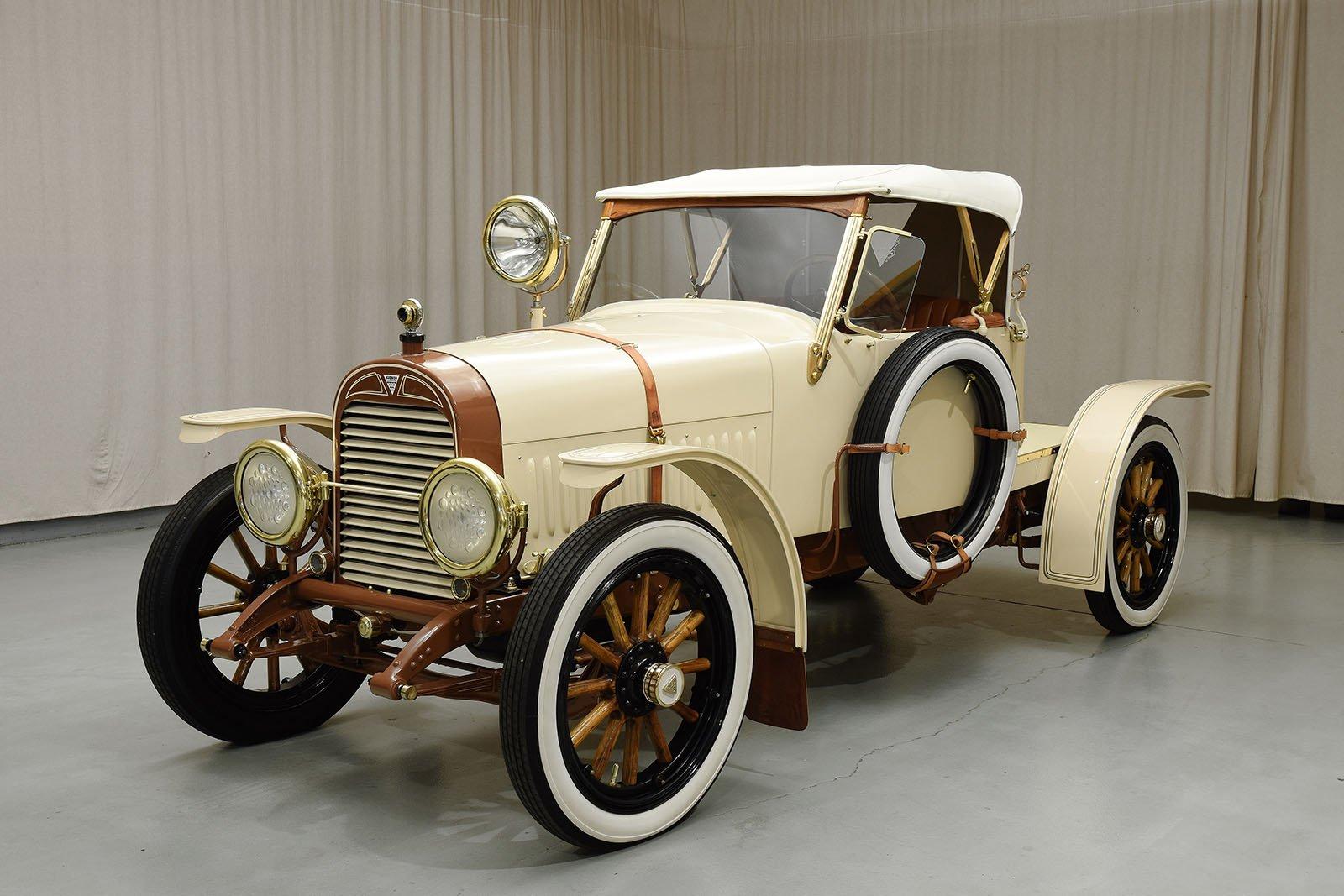 1919 Hudson Super Six Boat Tail Speedster | Hyman Ltd. Classic Cars