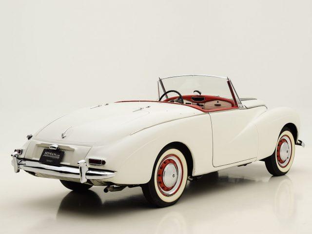 1954 Sunbeam Alpine Convertible Classic Car For Sale | Buy 1954 Sunbeam Alpine Convertible at Hyman LTD