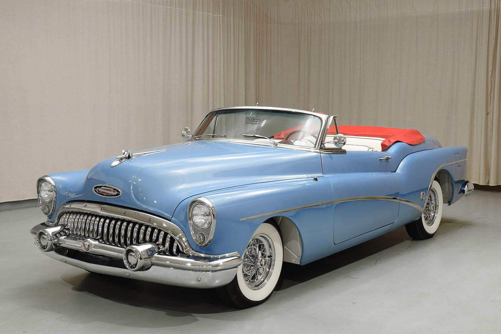 1953 Buick Skylark Convertible Hyman Ltd Classic Cars