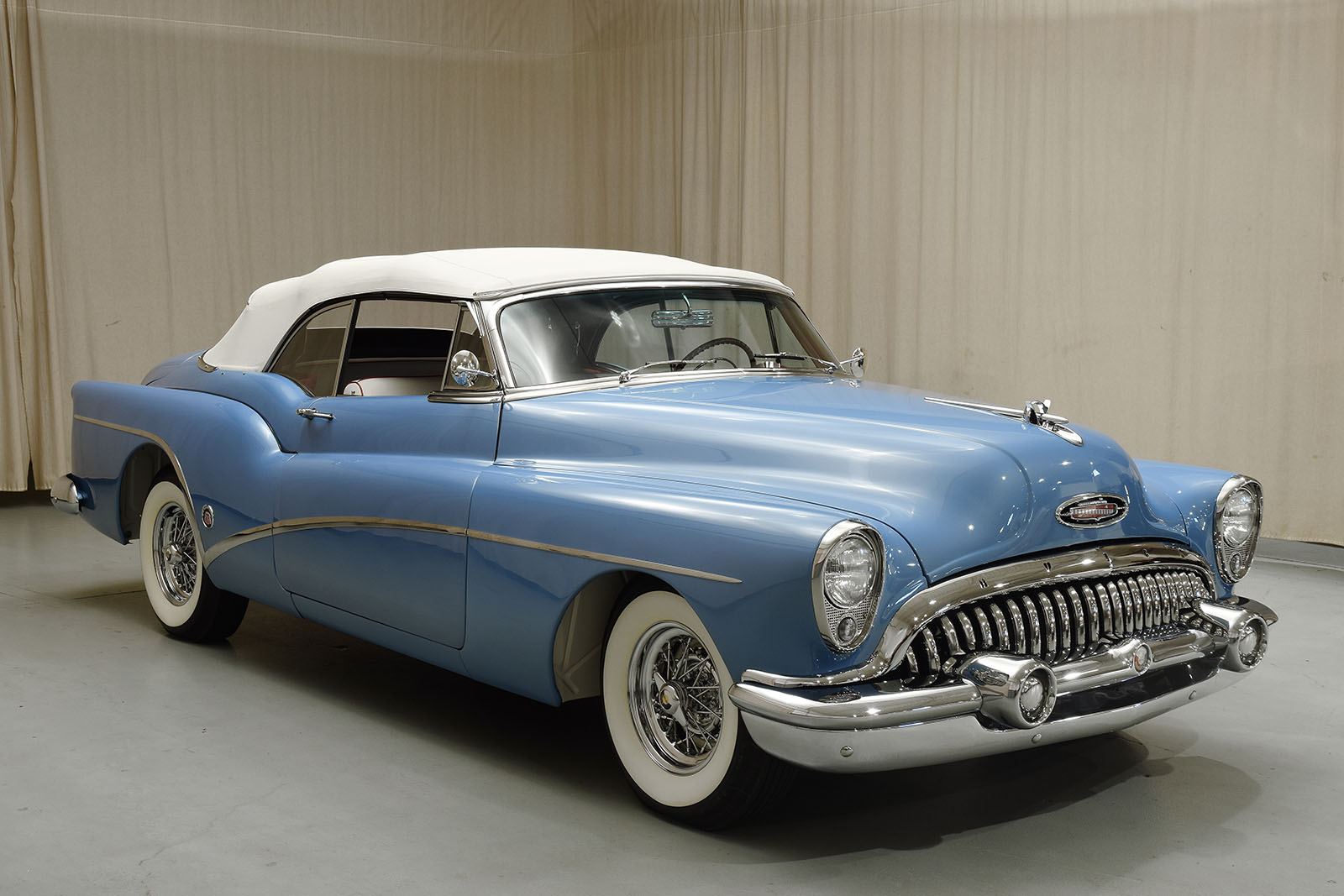 1953 buick skylark convertible hyman ltd classic cars. Black Bedroom Furniture Sets. Home Design Ideas