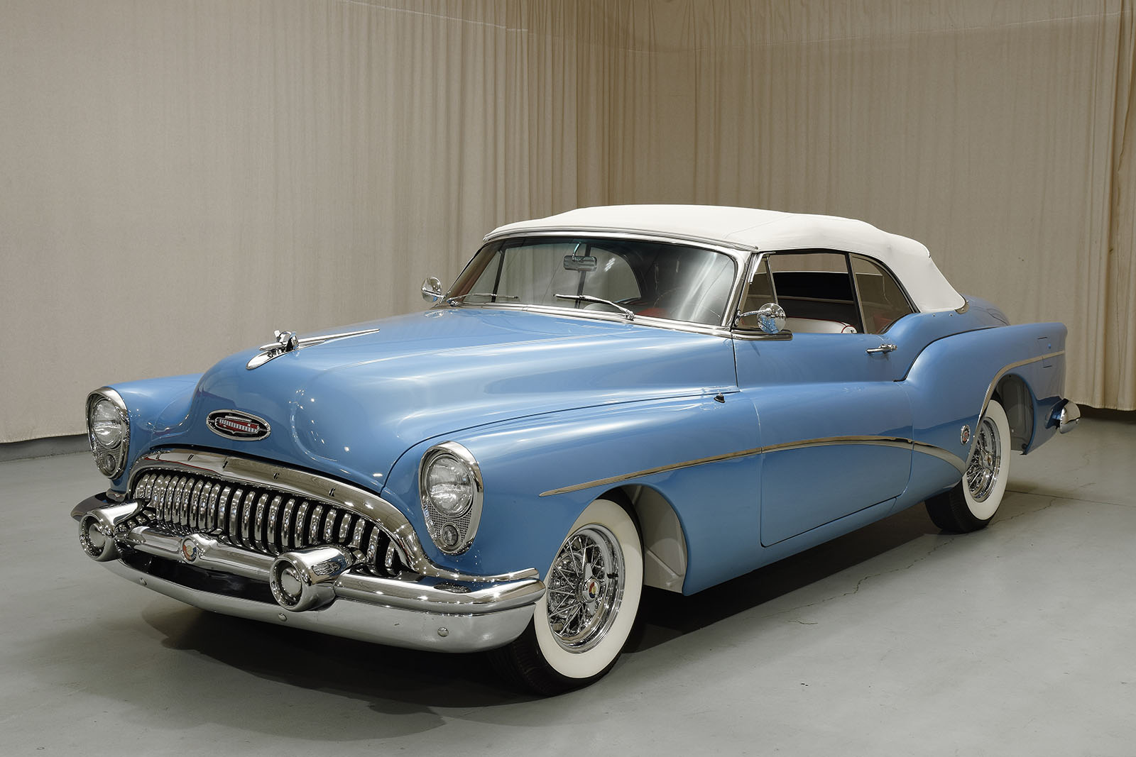 on 1953 Cadillac V8 Engine