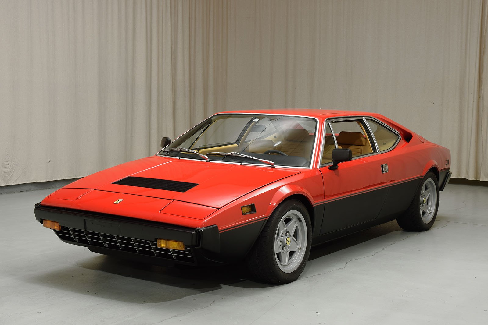 1979 ferrari 308 gt4 coupe hyman ltd classic cars. Black Bedroom Furniture Sets. Home Design Ideas