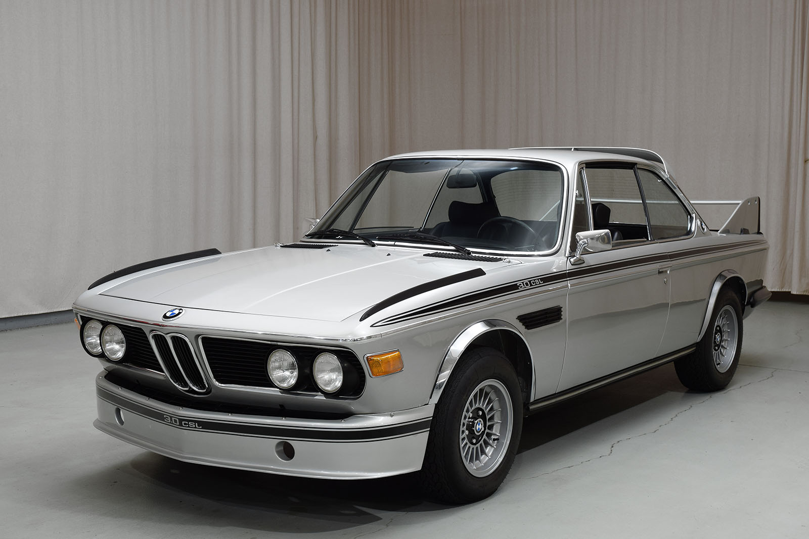 1974 bmw 3 0 csl batmobile coupe hyman ltd classic cars. Black Bedroom Furniture Sets. Home Design Ideas